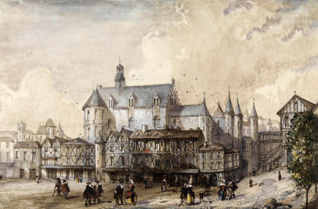 Palais de l'Ombrière Bordeaux