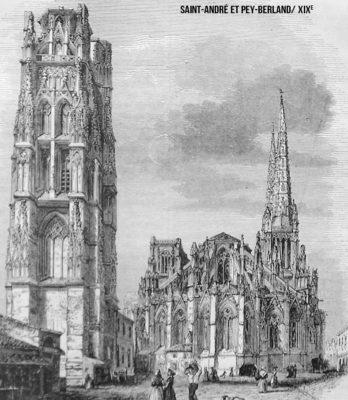 église Saint-André 19e siècle