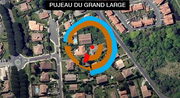 Motte féodale du Pujeau du Grand Large